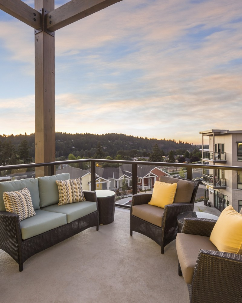 Rose Villa Senior Living Retirement Community, Portland OR
